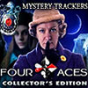Mystery Trackers: Four Aces game