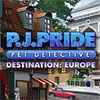 P.J. Pride, Pet Detective: Destination Europe game