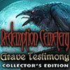 Redemption Cemetery: Grave Testimony game